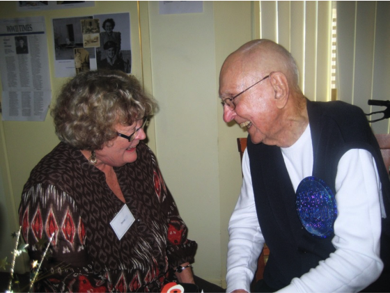 Denise Seddon and Peter Wilson, 2013