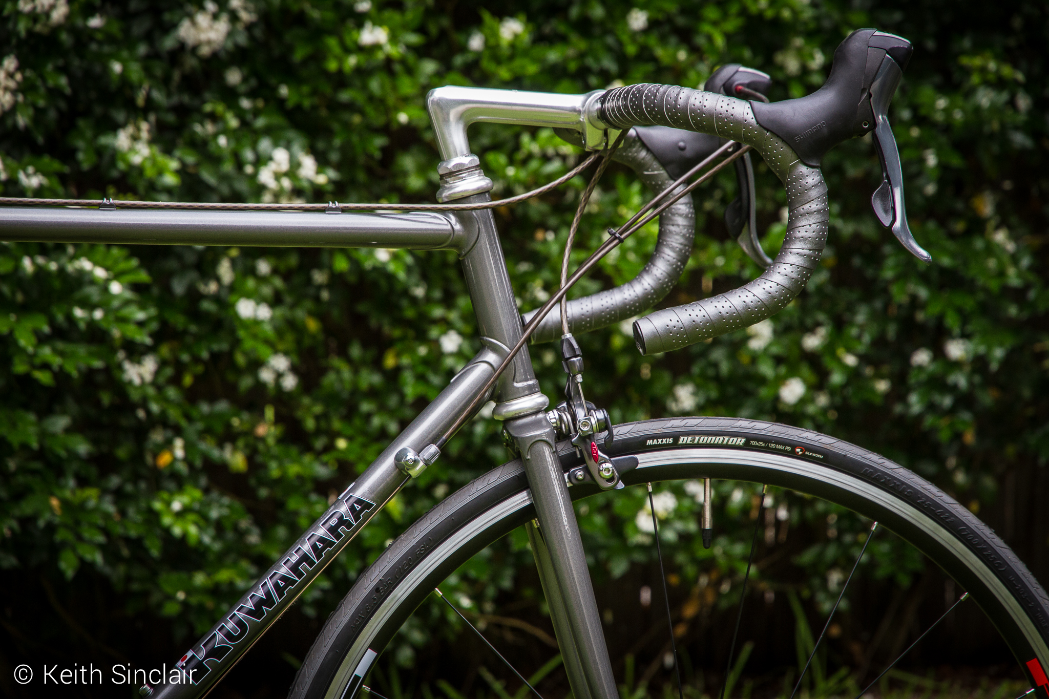 Classic Quill Cinelli Stem with Classic Cinelli Bars
