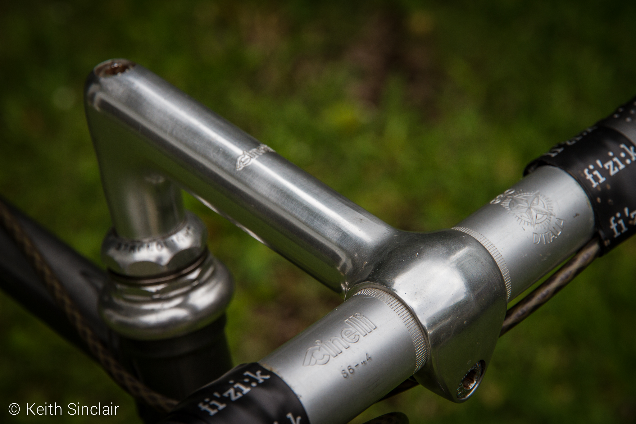 Cinelli Bar and Quill Stem